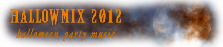 Hallowmix 2012 - Halloween Party Music