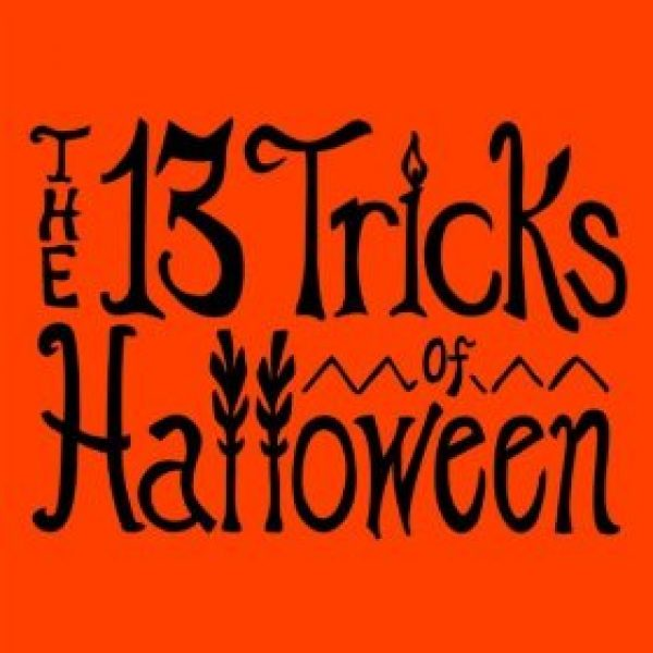 The 13 Tricks of Halloween by Matthew Zeller