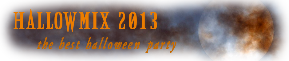 2013 Halloween Party Music - Hallowmix